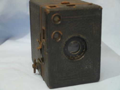 Box Tengor Zeiss Ikon Vintage Box Camera £8.99